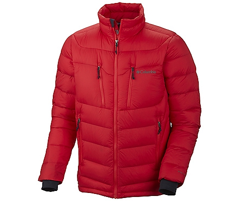 photo: Columbia Power Down Puff down insulated jacket