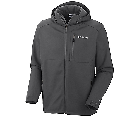 photo: Columbia Chase to the Point Softshell soft shell jacket