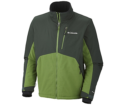 photo: Columbia Zephyr Ridge Jacket synthetic insulated jacket
