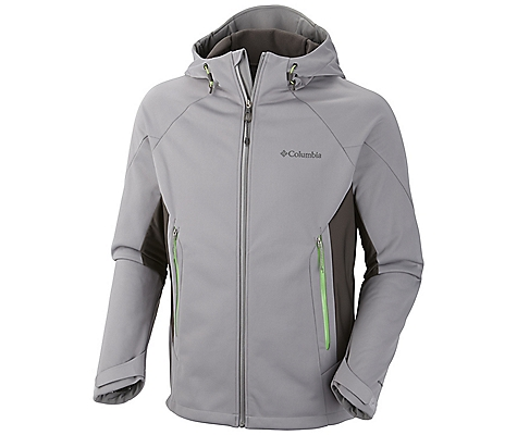 photo: Columbia Triteca II Softshell Jacket