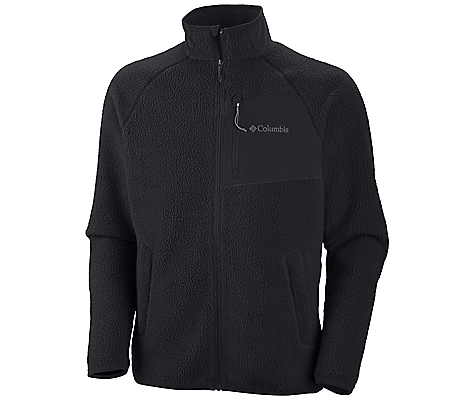 photo: Columbia Atlas Mountain Fleece Jacket fleece jacket