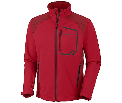 photo: Columbia Key Three II Softshell soft shell jacket
