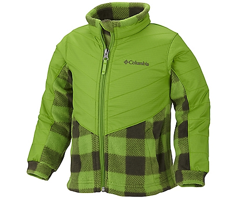 photo: Columbia Steens Mountain Overlay fleece jacket