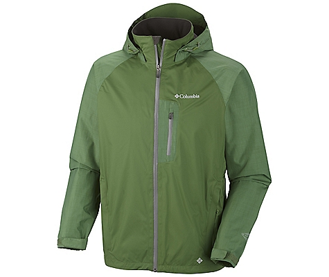 photo: Columbia Rain Edge Jacket