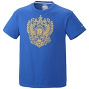 Men's Russia Freestyle Ski Team Graphic Tee