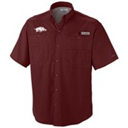 Men's Collegiate Tamiami™ SS Shirt - Arkansas