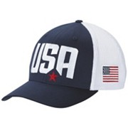 Columbia Mesh™ USA Ball Cap