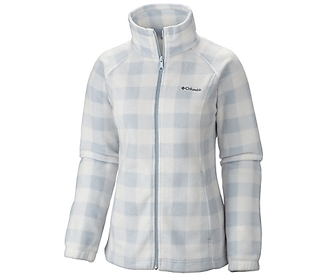 photo: Columbia Benton Springs Printed Fleece fleece jacket