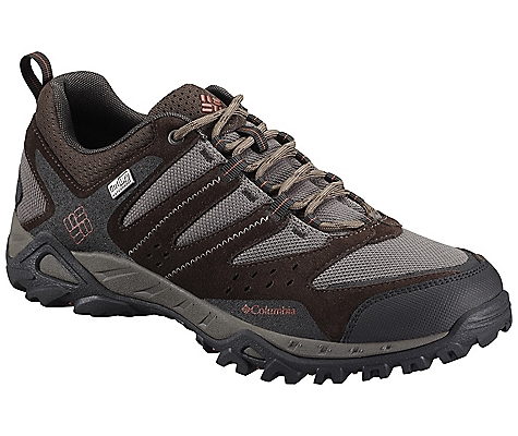 photo: Columbia Peakfreak XCRSN Leather Outdry