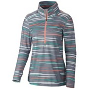 Women's Trail Crush™ Printed Half Zip Top