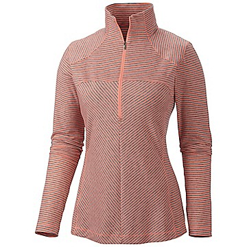 Women's Layer First™ Half Zip Knit Shirt