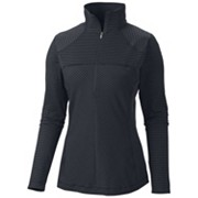 Women's Layer First™ Half Zip Knit Shirt - Extended Size