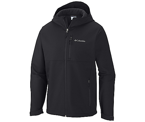 photo: Columbia Ascender Softshell Hoodie