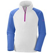 Girls' Glacial™ Fleece Half Zip Jacket