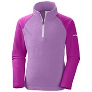 Girls' Glacial™ Fleece Half Zip Jacket – Toddler
