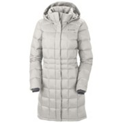 Women's Hexbreaker™ Long Down Jacket