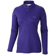 Women's Midweight II Long Sleeve Half Zip Top