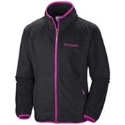 Girls Pearl Plush™ Full Zip