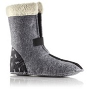 Women's 1964 PAC Recycled Felt Boot Liner + Snow Cuff