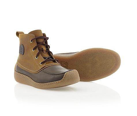 SOREL Boots Mens Chugalug Chukka Rain Boot