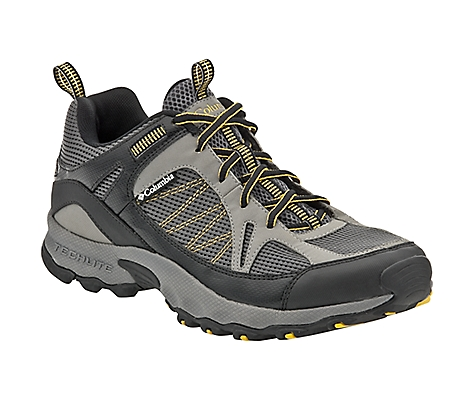 photo: Columbia Kids' Switchback Omni-Tech trail shoe