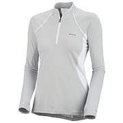Women's Base Layer Midweight LS 1/2 Zip