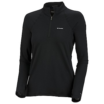 Women's Baselayer Heavyweight Long Sleeve 1/2 Zip
