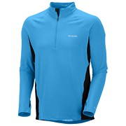Men's Baselayer Midweight Long Sleeve 1/2 Zip