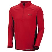 Men's Base Layer Midweight Long Sleeve 1/2 Zip