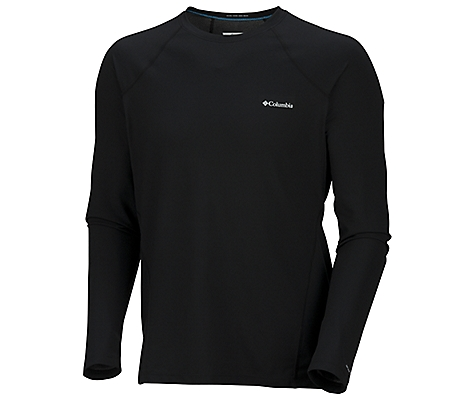 photo: Columbia Men's Baselayer Midweight Top - Long Sleeve