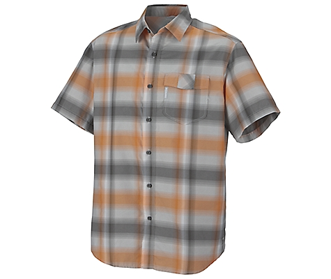 photo: Columbia Trenching Plaid Shirt hiking shirt
