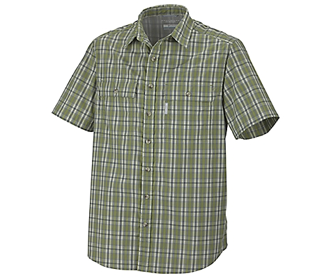 photo: Columbia Utilizer Trail Short Sleeve Shirt