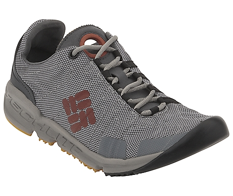 photo: Columbia Men's Descender Trail Running Shoe trail running shoe