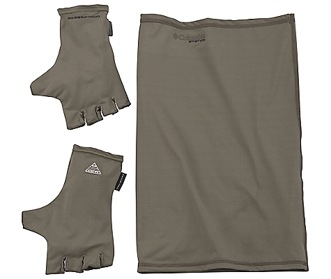 Columbia Freezer Wrap/Glove Set