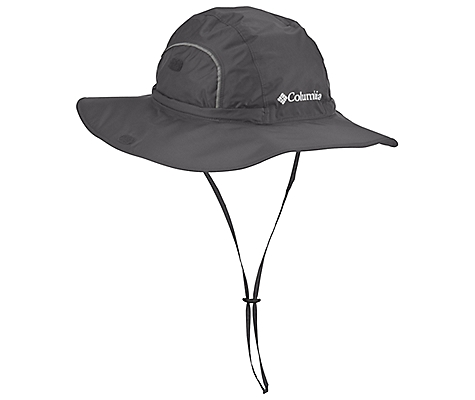 photo: Columbia Unisex Torrent Downpour Booney rain hat