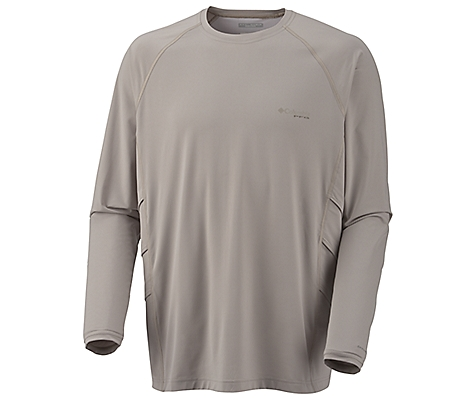 Columbia Airgill Long Sleeve Knit Top