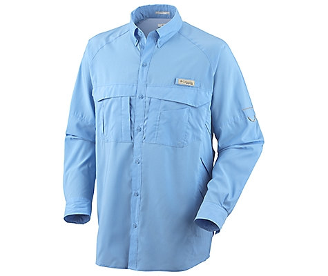photo: Columbia Airgill Woven Long Sleeve Shirt