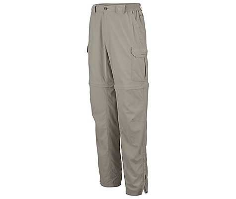 photo: Columbia Backcountry Convertible Pant hiking pant