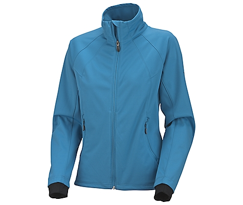photo: Columbia Hot To Trot Softshell soft shell jacket