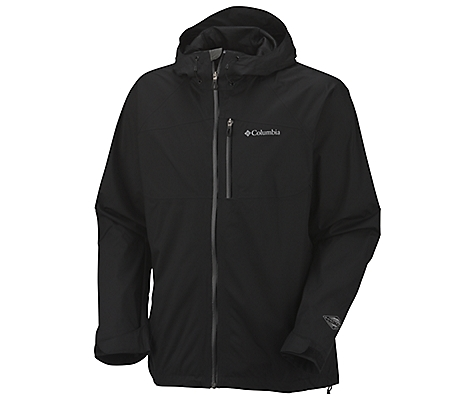 photo: Columbia Hail Tech Jacket waterproof jacket