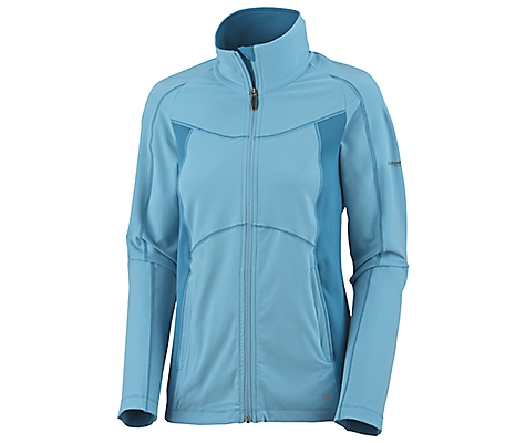 photo: Columbia Trail Twist Jacket fleece jacket