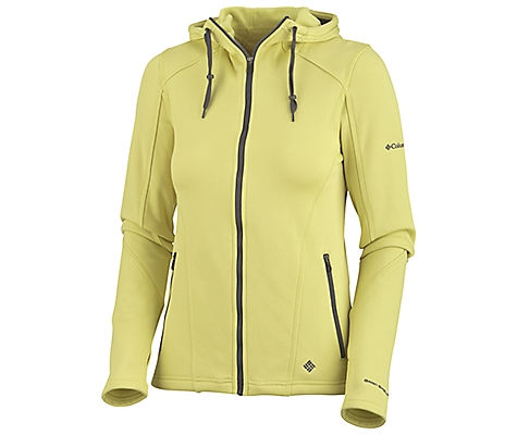 Columbia First Traverse Fleece Hoodie