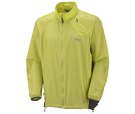 photo: Columbia Baseplate Jacket wind shirt