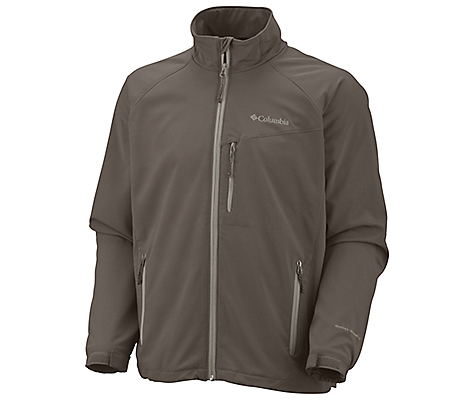 photo: Columbia Heatstream Softshell soft shell jacket