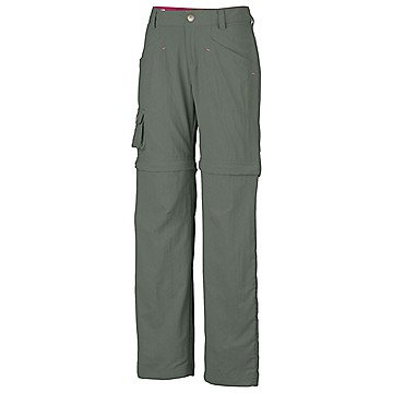 Toddler Girls Silver Ridge™ Convertible Pant