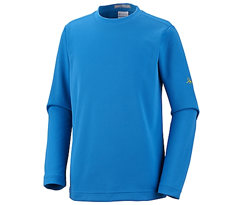 photo: Columbia Boys' Bug Shield Long Sleeve Top long sleeve performance top