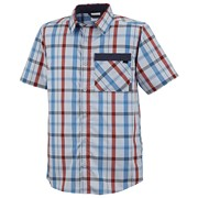 Toddler Boys Silver Ridge™ Plaid Short Sleeve
