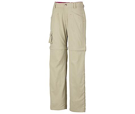 photo: Columbia Girls' Silver Ridge Convertible Pant hiking pant