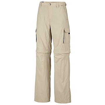 Little Boys Silver Ridge™ Convertible Pant