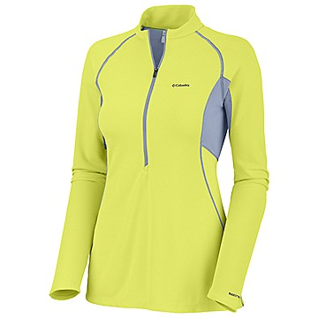 Women's Bug Shield Sporty™ 1/2 ZIP